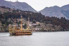 胜利船 免版税库存照片