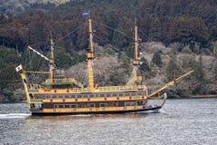 胜利船 免版税图库摄影