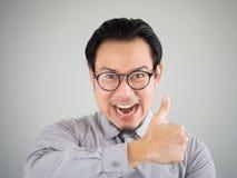 胜者商人 图库摄影