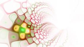 细胞的样式 万维网宽世界 等离子流程  向量例证