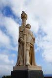 胡安罗德里格斯cabrillo雕象 库存照片