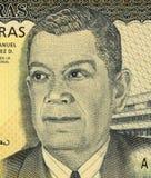 胡安Manuel加尔维斯Duron 免版税库存照片