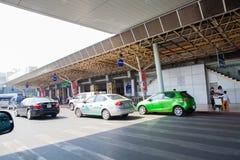 胡志明市新山一国际机场 库存照片