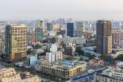 胡志明市的中心 库存照片