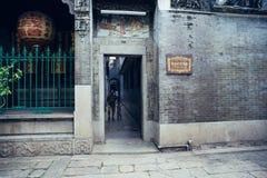 胡志明市,假种皮03 2016年- Thien Hau寺庙,唐人街西贡,越南,亚太 免版税库存图片