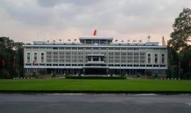 胡志明市,越南- 11月03 :Indep美好的风景  免版税图库摄影