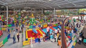 胡志明市(西贡)游乐园Suoi连队 免版税图库摄影