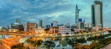 胡志明越南 免版税库存照片