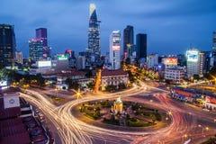 胡志明越南 免版税库存图片
