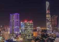 胡志明越南 库存照片