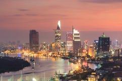 胡志明越南 免版税图库摄影