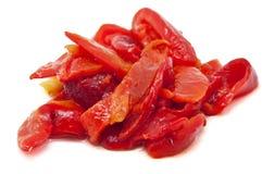 胡椒甜点 免版税图库摄影