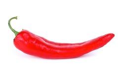 胡椒红色甜点 免版税图库摄影