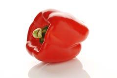 胡椒红色甜点 库存照片