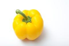 胡椒黄色 库存图片