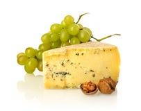 胡说干酪的葡萄 免版税库存照片