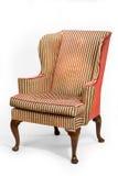 胳膊椅子葡萄酒古董老时髦的当代 免版税库存照片