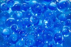 胶凝体球 免版税图库摄影