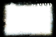 胶卷画面grunge照片 免版税库存照片
