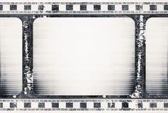 胶卷画面grunge 库存例证