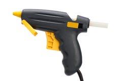 胶水枪 免版税库存照片