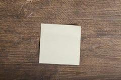 胶粘标签 免版税库存照片