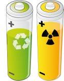 能源二个类型 图库摄影