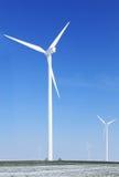 能源农场 库存照片