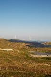 能源厂可再造能源 免版税库存图片