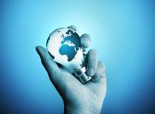 能源国际 免版税图库摄影