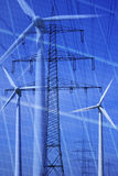 能源政策 免版税库存照片
