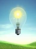 能源星期日 库存图片