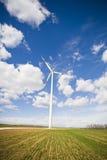 能源绿色 免版税库存图片