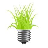能源节约灯 免版税库存图片
