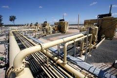 能源部门 免版税库存图片