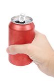 能红色碳酸钠 库存图片