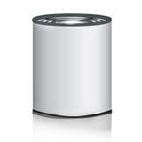 能装罐 免版税库存图片
