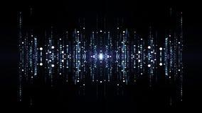 能量盘旋核心系统摘要动画背景新的质量技术普遍行动动态生气蓬勃 向量例证