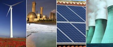 能量-力量 免版税图库摄影