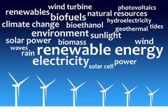 能量 免版税库存照片