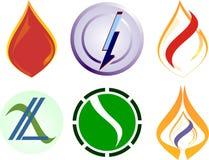 能量 免版税图库摄影