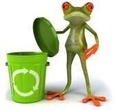 能青蛙垃圾