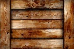 脆弱的木箱。 向量背景 向量例证