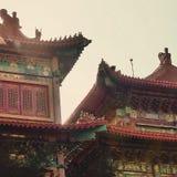 脊椎寺庙 图库摄影
