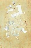 脏的墙壁 库存图片