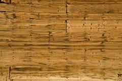 脏的木头 图库摄影