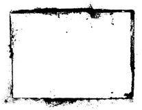 脏的框架 免版税库存图片