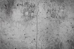 脏的混凝土墙背景纹理 免版税库存照片