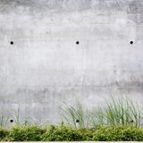 脏的街道墙壁 免版税库存照片