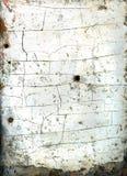 脏的被绘的木xxl 库存照片